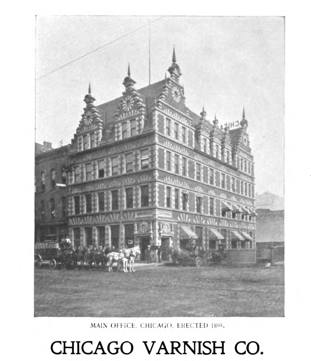 Chicago Varnish Company