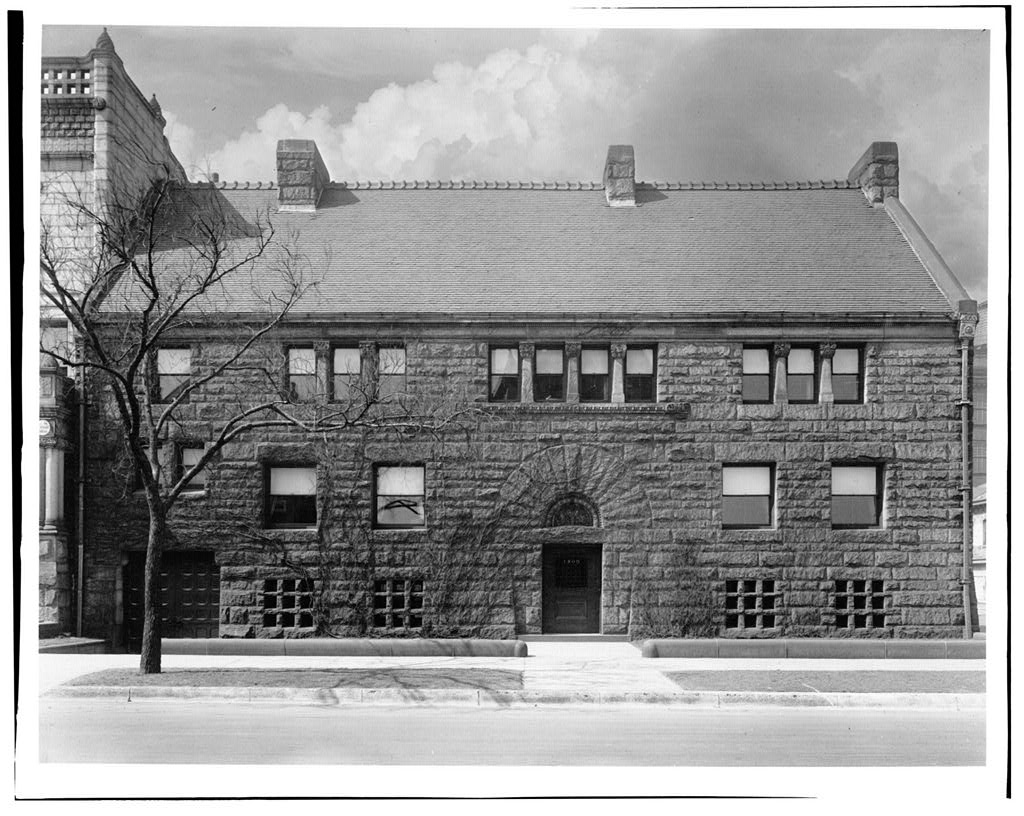 Glessner House, Library of Congress
