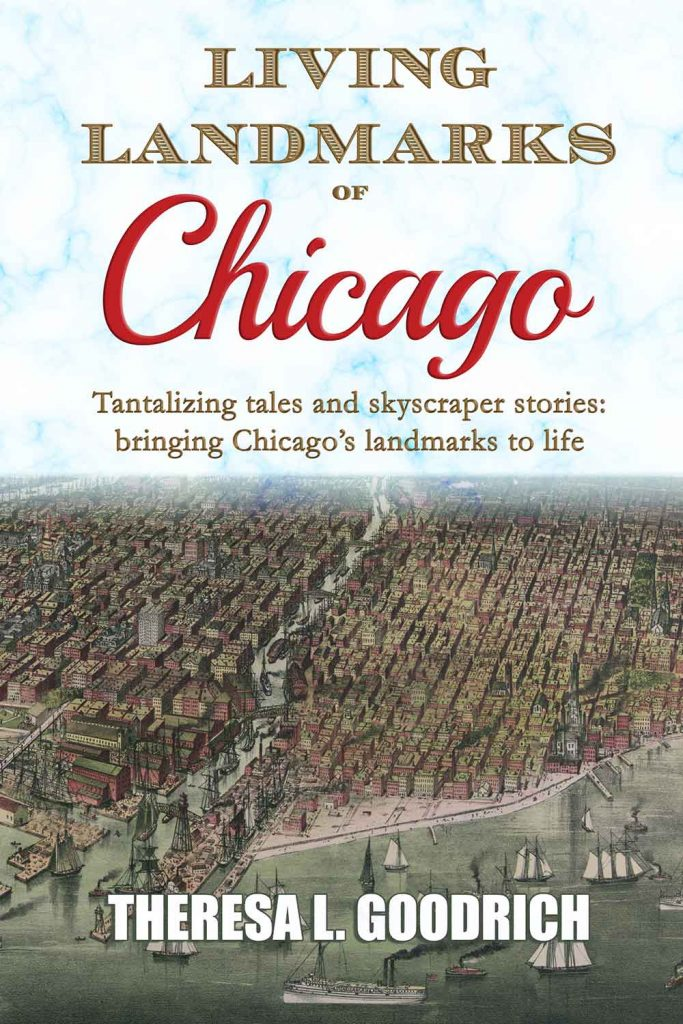 Living Landmarks of Chicago - Front Cover
