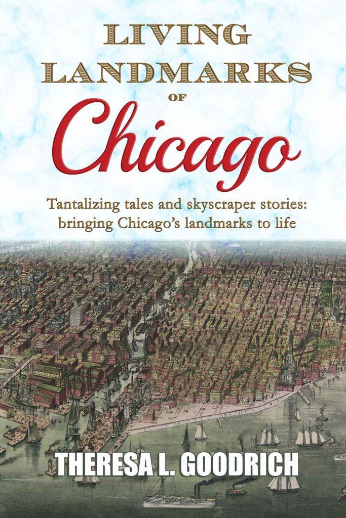 Living Landmarks of Chicago - Front Cover