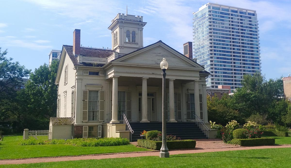 Clarke House Museum, Chicago's oldest house