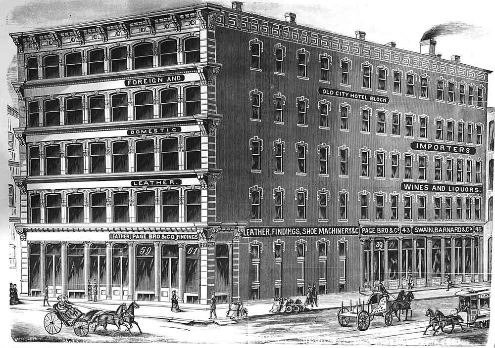 Page Brothers Building