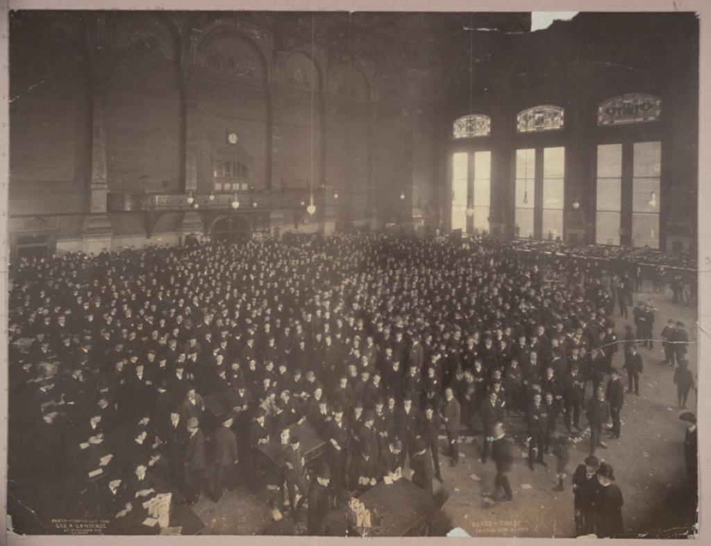 Board of Trade, Chicago, Apr. 4, 1903